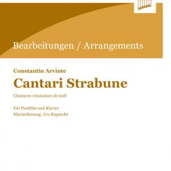 Cover Cantari strabune