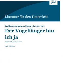 Cover Der Vogelfänger bin ich ja | Wolfgang Amadeus Mozart