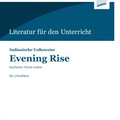 Cover Evening Rise | Indianisches Volksweise