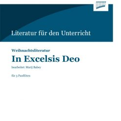 Cover In Excelsis Deo | Franz. Weihnachtslied