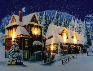 Winter und Weihnacht