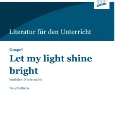Cover Let my light shine bright | Gospel