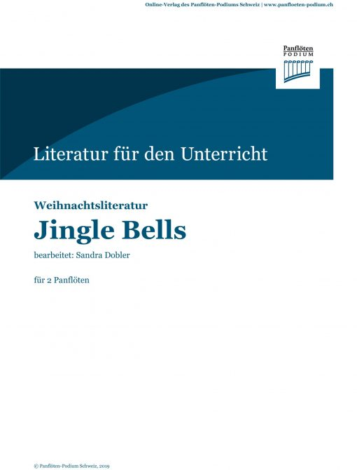 Cover Jingle Bells | Winterlied